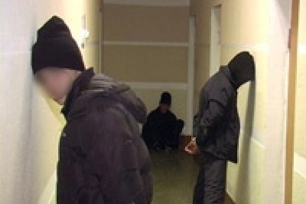 В Липецке задержана банда подростков-грабителей
