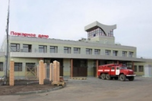 Сергей Шойгу откроет в Липецке новейшую пожарную часть