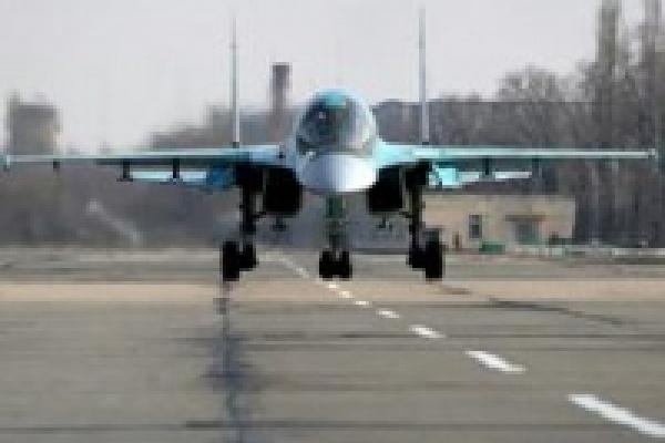 В Липецке закончились испытания Су-34