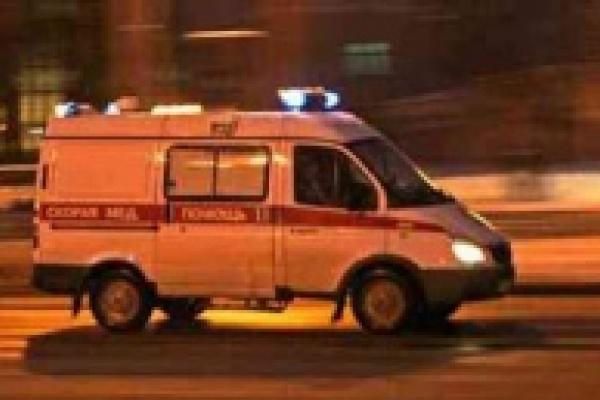 Лобовое столкновение на Грязинской трассе