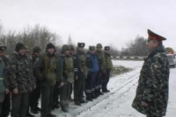 В Липецке силовики готовятся к Новогодним праздникам