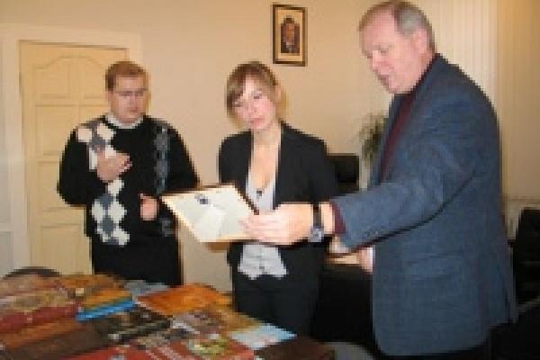 Вице-мэр допустил немцев в свой музей