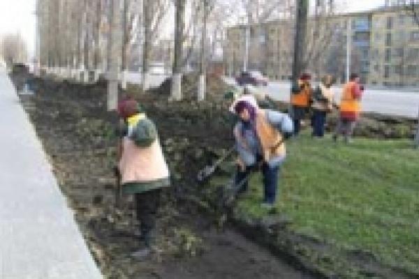 Безработные будут благоустраивать города и убирать урожай