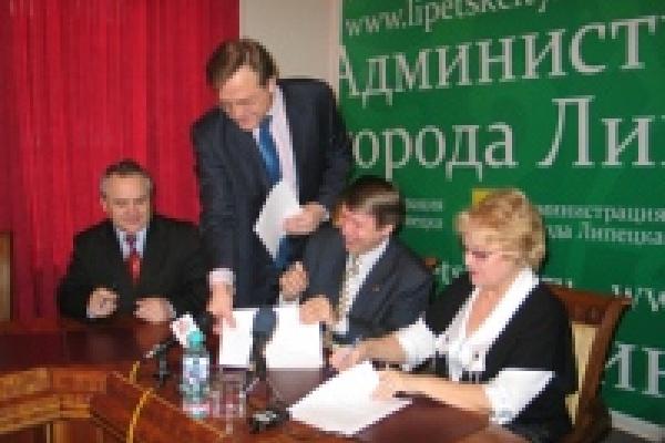 Мэрия Липецка намерена решать проблемы занятости с помощью малого бизнеса