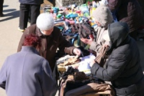 Кризис не повлиял на празднование 8 марта