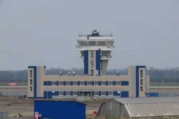 В липецком аэропорту после пятилетнего строительства заработал командно-диспетчерский пункт