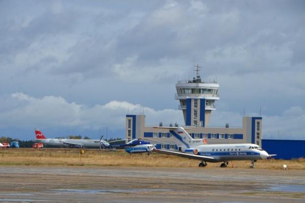 Международный аэропорт «Липецк» открыл полёты в Египет