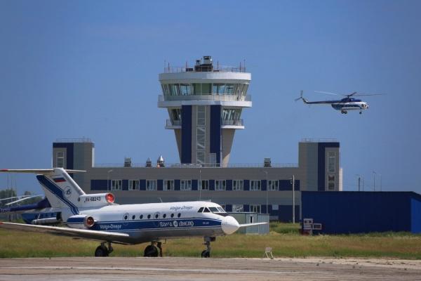 Модернизация позволила оборудовать в Липецком аэропорту зал для пассажиров бизнес класса