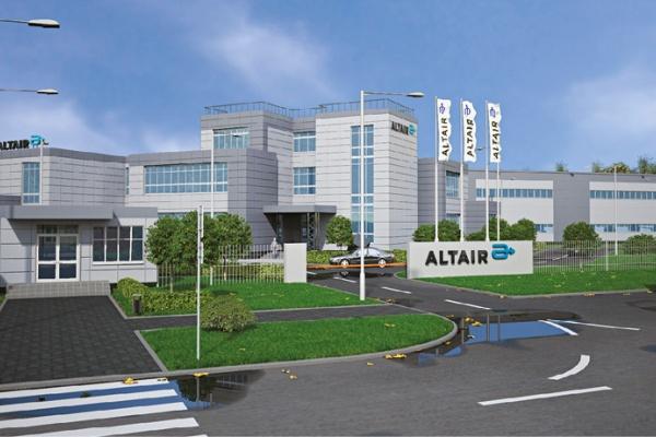 Компания «Алтаир» готовится к официальному открытию своего завода в ОЭЗ «Липецк»