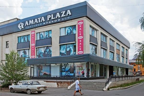 Единственный в Липецке торговый центр премиум-класса Amata Plaza банкротится из-за долга в 177 млн рублей