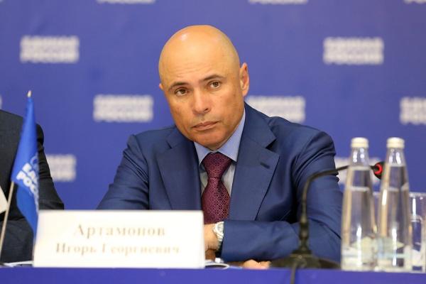 Игорь Артамонов заявил о потере областью 10 млрд рублей из-за ситуации с коронавирусом