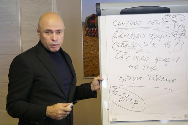 Губернатор Липецкой области Игорь Артамонов не смог отличиться в престижном рейтинге глав регионов