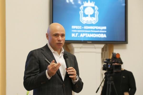 Губернатор Липецкой области Игорь Артамонов сохранил позиции в престижном медиарейтинге в первом месяце 2020 года