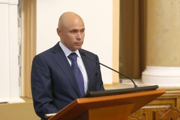 Глава Липецкой области Игорь Артамонов «прикрыл» должность вице-губернатора по ЖКХ