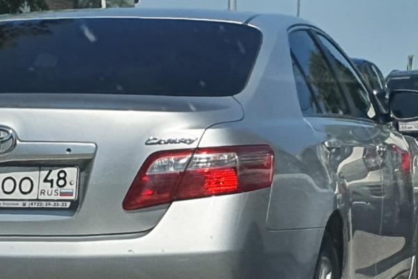 Служебную машину главы Задонского района заметили ехавшей по встречной полосе?