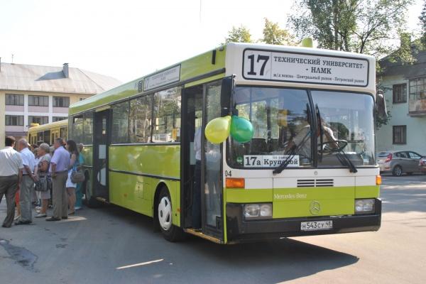 Липецкие власти нашли повод повысить проезд до 18 рублей