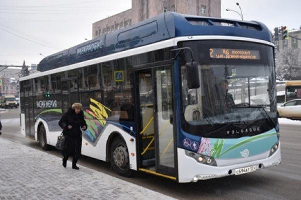 Рынок автобусных перевозок в Липецке покидает очередной предприниматель