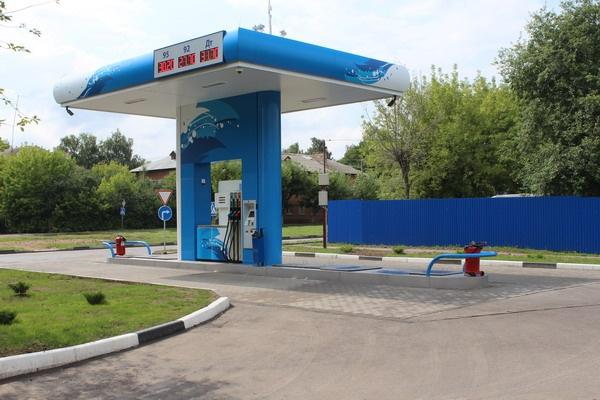 Компания «ДизельТранс» планирует построить сеть автоматических мини АЗС в Липецкой области