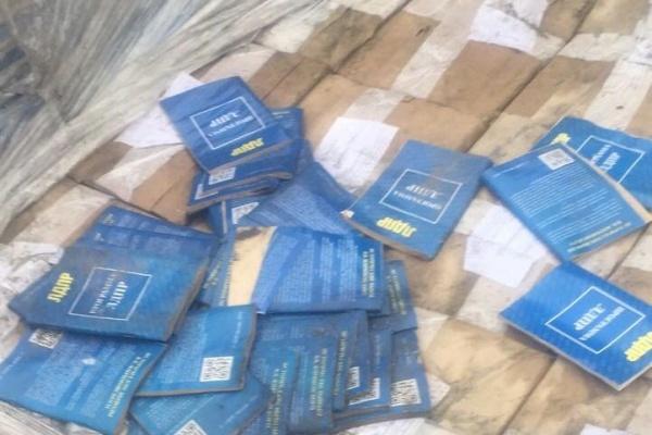 В Липецке ЛДПРовцы в компании с депутатом-«единороссом» уничтожили 170 тыс. брошюр Жириновского