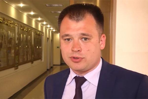 Департамент благоустройства и дорожного хозяйства Липецка покинул Алексей Бахтин