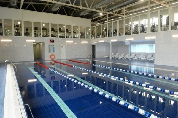 В Липецкой области строят масштабный культурно-спортивный комплекс с бассейном за 200 млн рублей