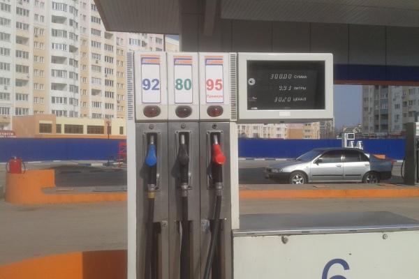 Липецкая прокуратура проверила законность продажи на заправках ЛТК бензина Аи-80