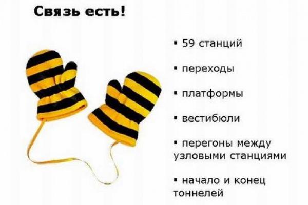 «Билайн» обеспечил 3G на всех станциях метро Санкт-Петербурга