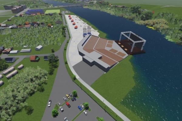 В Липецкой области можно увидеть дизайн-проекты благоустройства территорий