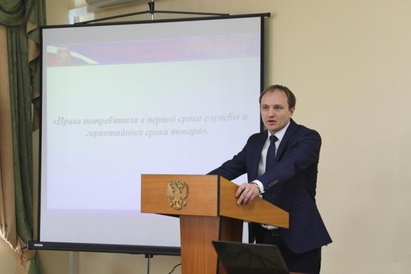 Юрий Букреев окончательно закрепился в должности руководителя липецкого управления потребрынка