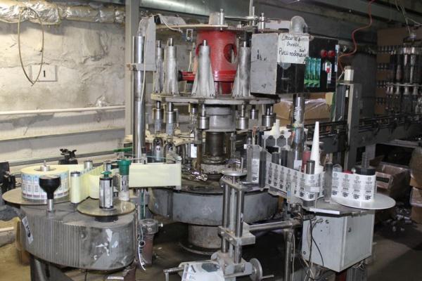 В Липецке закрыли подпольный алкогольный завод