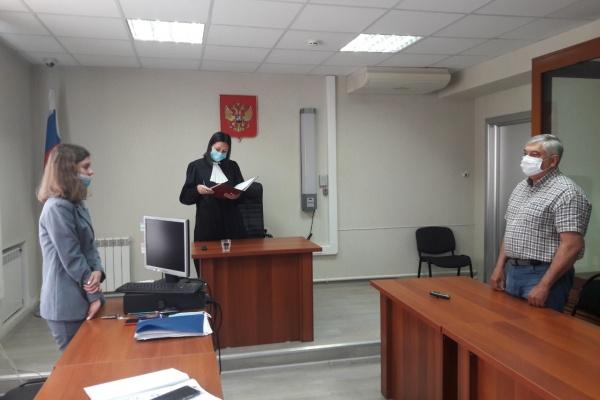 Дело бывшего начальника липецкого УФСИН Геннадия Чейкина рассматривается иным составом суда