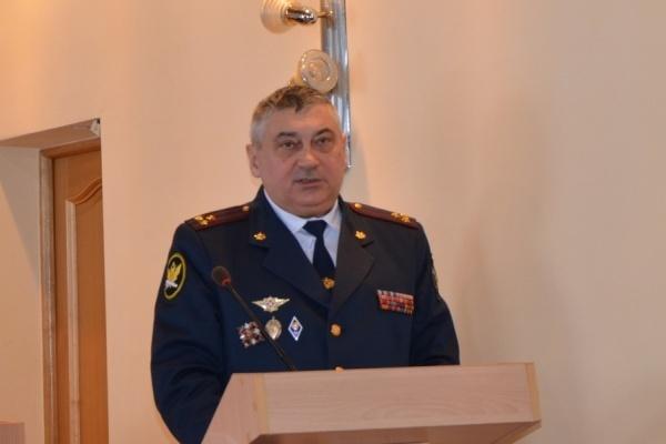Бывшего руководителя липецкого УФСИН Геннадия Чейкина посадили под домашний арест