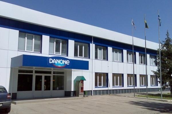 Брандмейстеры устанавливают причину пожара на липецком филиале Danone
