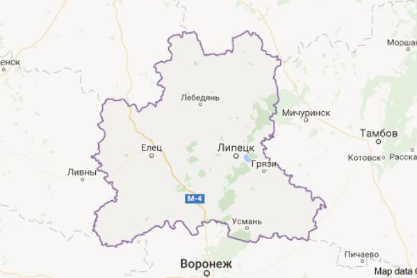 Индекс научно-технологического развития Липецкой области отметился падением
