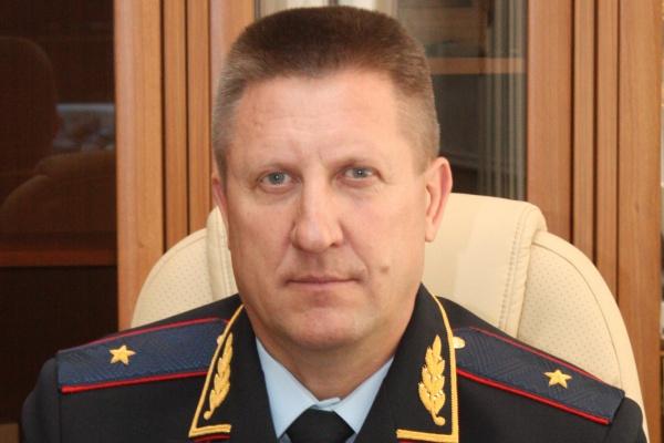 Начальник липецкого УМВД Юрий Декасов может уйти в отставку