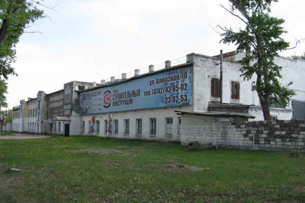 В Липецке продаётся трамвайное депо за 150 млн. рублей