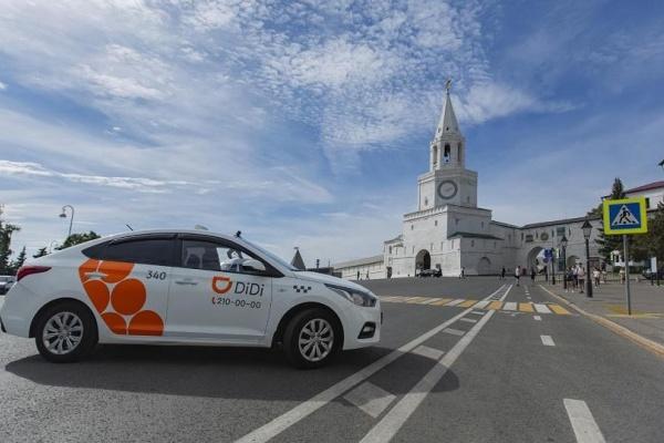 Конкурент «Яндекс.Такси» из Китая запустит свой транспортный сервис в Липецке