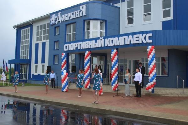 Подрядчик за свой счёт устраняет недоделки на липецком спортивном объекте стоимостью 100 млн рублей