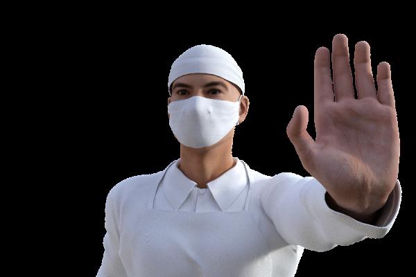 Липецким предприятиям предложат переориентировать производство под пошив дефицитных масок