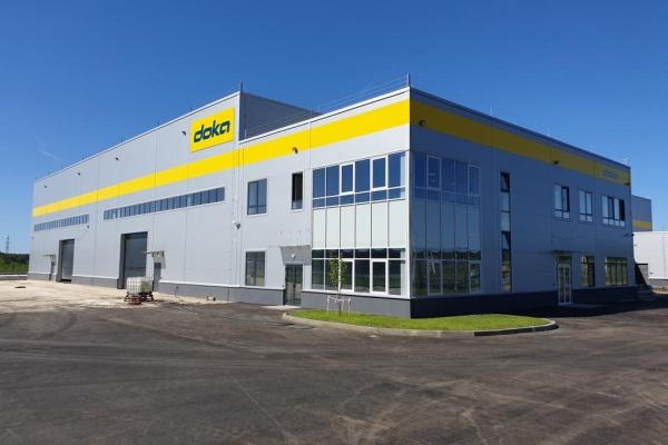 Открывшийся австрийский завод Doka в ОЭЗ «Липецк» уже набрал заказов до конца года