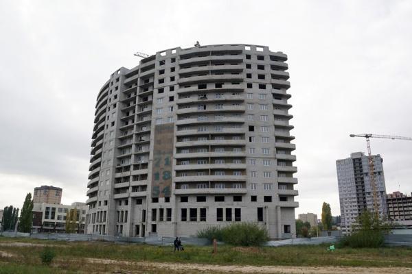 Выплата компенсации липецким дольщикам долгостроя по улице 50 лет НЛМК зависит от решения Правительства