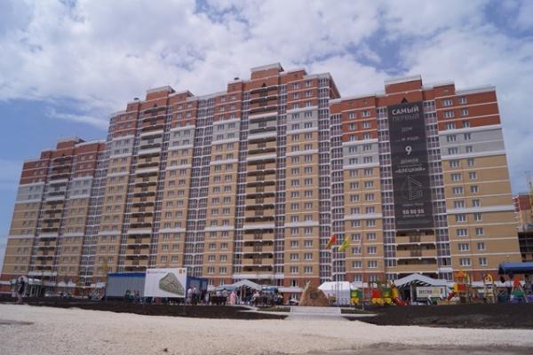 На достройку домов в микрорайоне «Елецкий» Липецкая ипотечная корпорация нашла еще 500 млн рублей