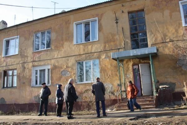 Липецкие власти спустя годы обратили внимание на ужасные условия жильцов полуразрушенного общежития