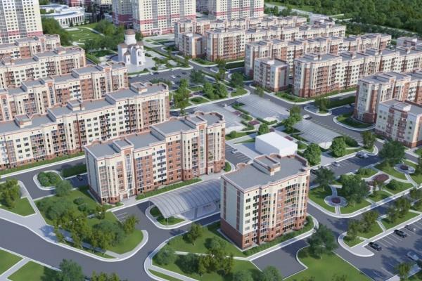 Липецкая ипотечная корпорация сдаст новый элитный жилищный комплекс на Юго-западе города к концу 2018 года