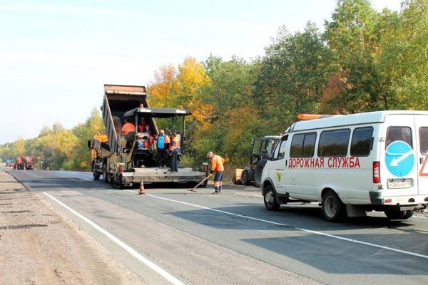 Ремонт федеральной трассы Р-119 в Липецкой области обошёлся почти в 290 млн. рублей