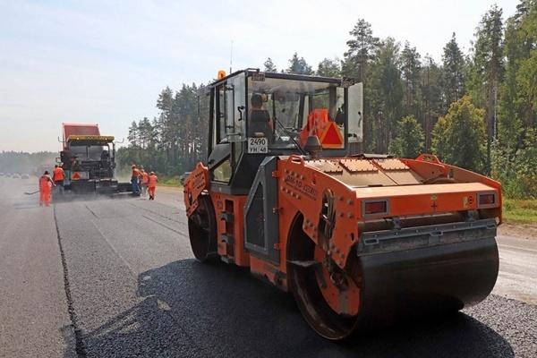 Контракт на ремонт крупной магистрали региона подписали с компаниями из Липецка и Белоруссии