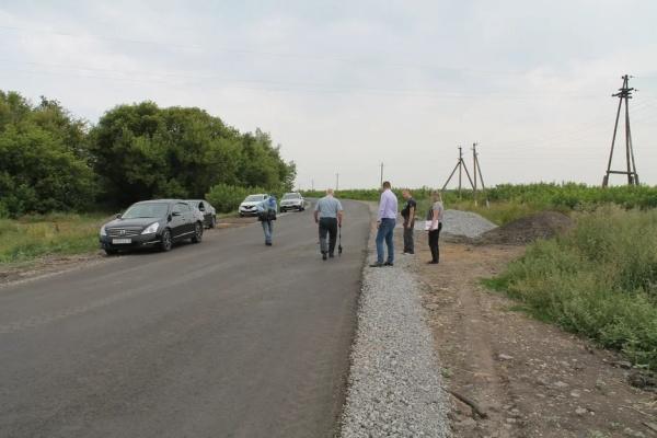 В Липецкой области конфликт между подрядчиком и заказчиком остановил ремонт дороги