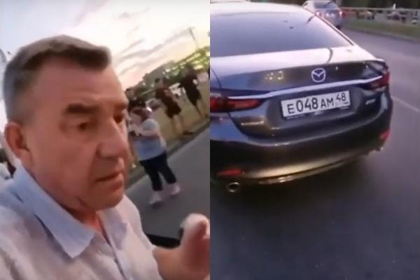 В Липецке прокурора Октябрьского района обвинили в массовом ДТП