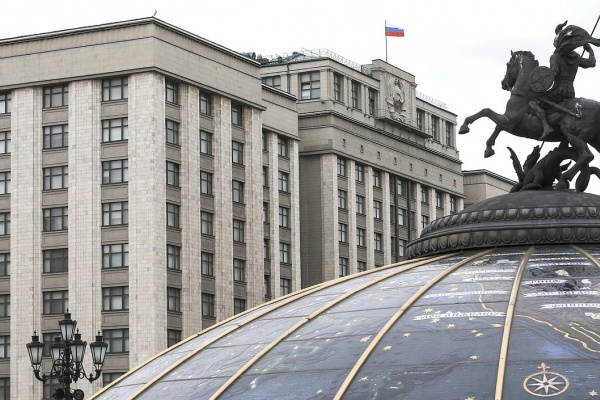 Половина депутатов Госдумы от Липецкой области показали нулевую активность