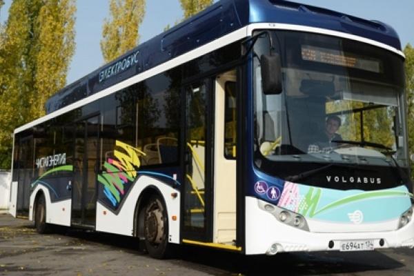 Мэрия Липецка в 2018 году может выложить за покупку электробусов 80 млн рублей